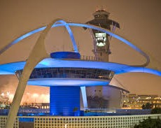 LAX Control Tower